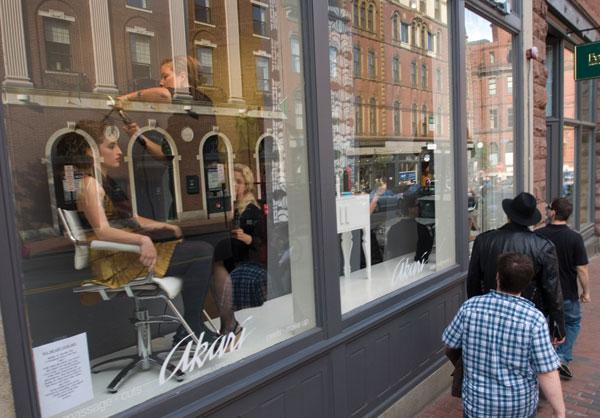 Publicity Idea: Window Dressing