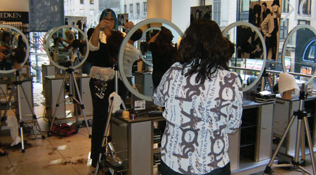 Pureology Hosts Alternative Cutting Class