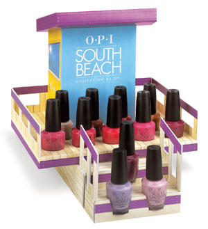 OPI Spring/Summer 2009 South Beach Collection