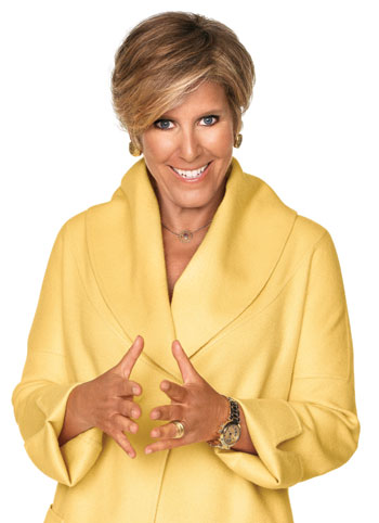 5 Questions for Suze Orman