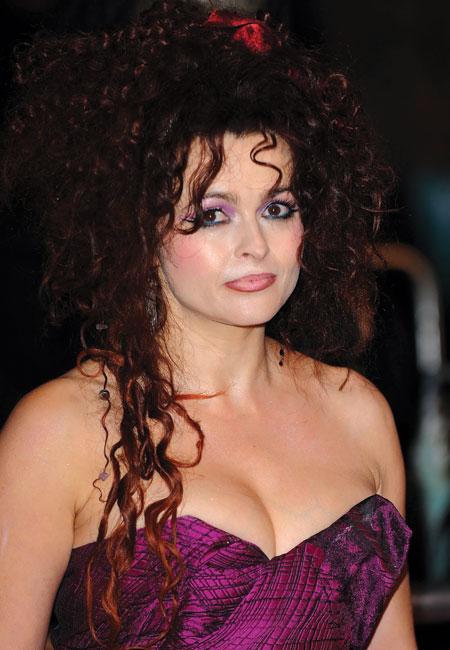 Celebrity Style: Helena Bonham Carter