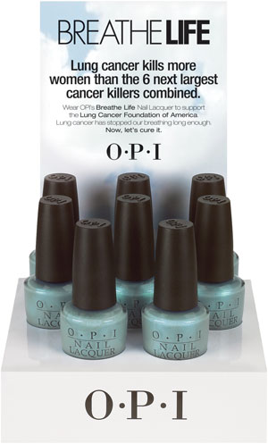 OPI & the Lung Cancer Foundation of America