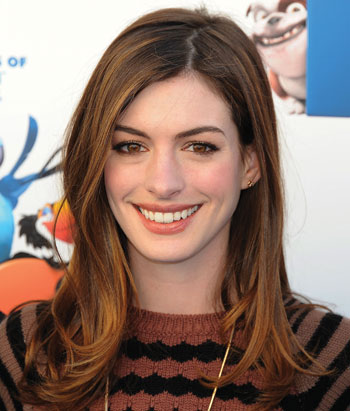 Anne Hathaway's Healthy Highlights