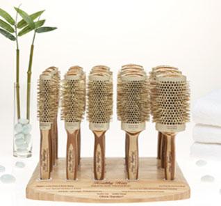 Olivia Garden's Bamboo Brushes
