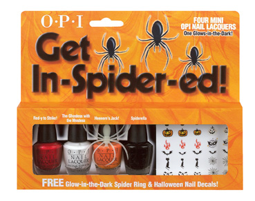 OPI Offers Halloween Nail Lacquers