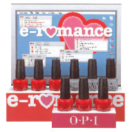 OPI's e-Romance Collection