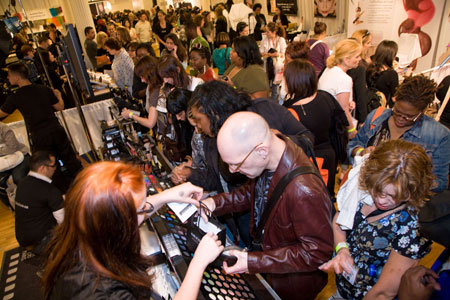 About Face: The Make-Up Show NYC