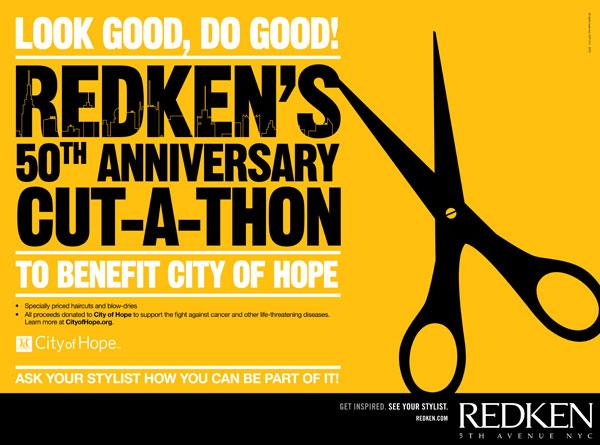 Redken's 50th Anniversary