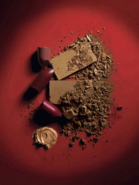 Aveda Relaunches Make-Up Collection