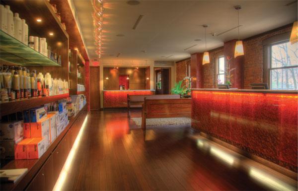 Former Masonic Temple: BangZ Salon