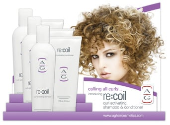 Re:Coil Curl Activating Shampoo and Conditioner