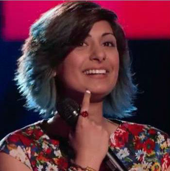 Blues Hues: The Voice's Juhi and More