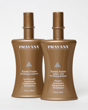 Pravana Intros New Shampoo and Conditioner