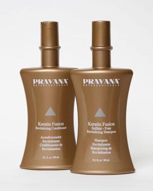 Pravana Intros New Shampoo and Conditioner