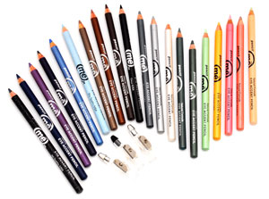 New Eye Pencils from Pencil Me In