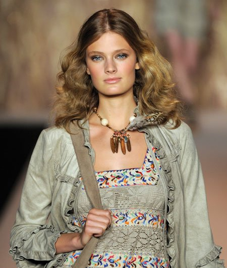 On the Runway: Texture Takes Over