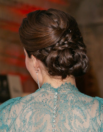 HOW-TO: Celeb Stylist's Holiday Chignon