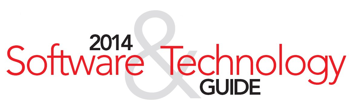 2014 Software and Technology Guide