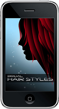 NEW Bridal Hair Style App!