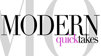 Modern Quick Takes March 2010