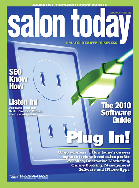 2010 Salon Software Guide: TouchSuite Salon, by Invenstar.