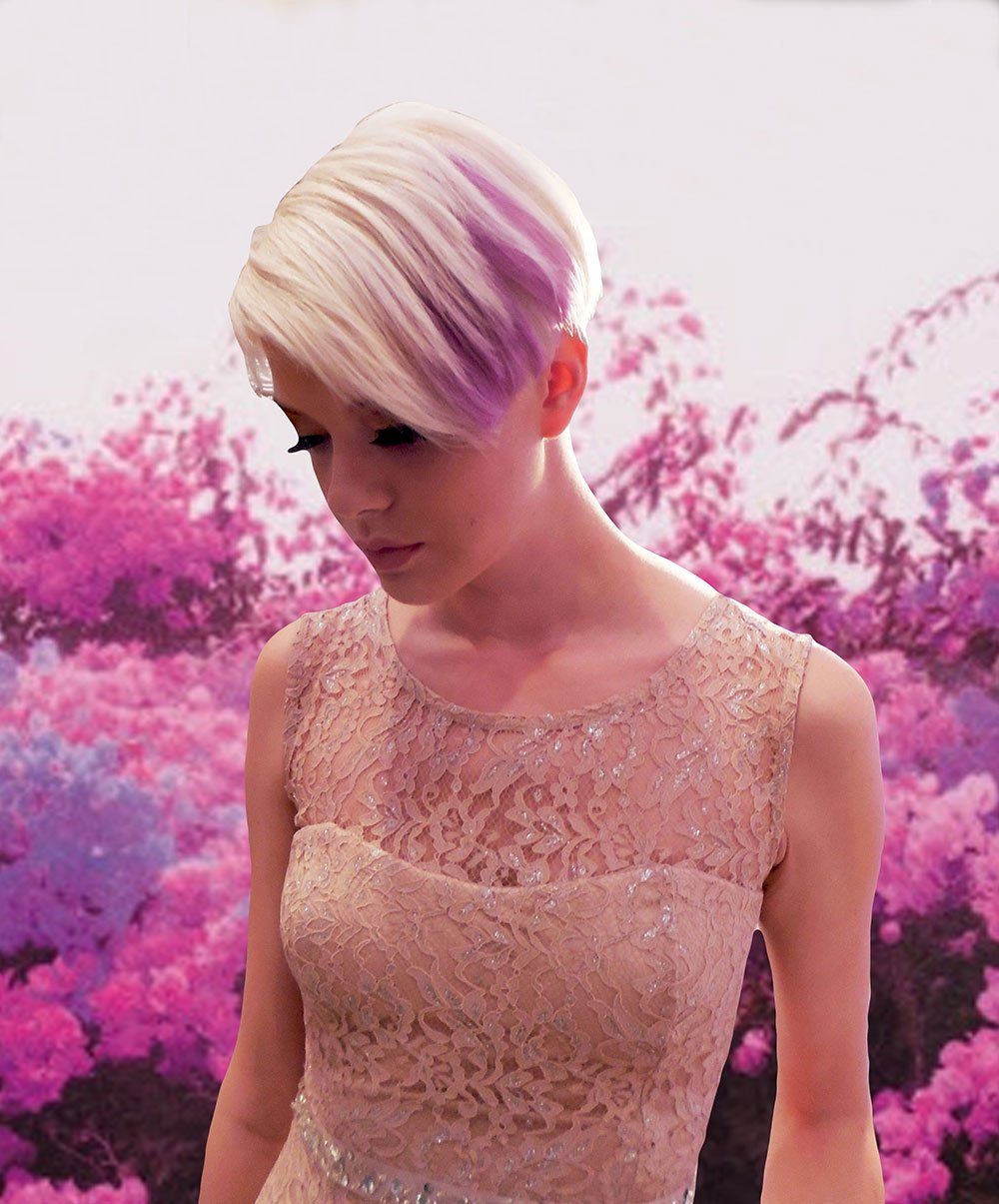 HOW-TO: Radiant Orchid Highlights by Alfaparf Milano