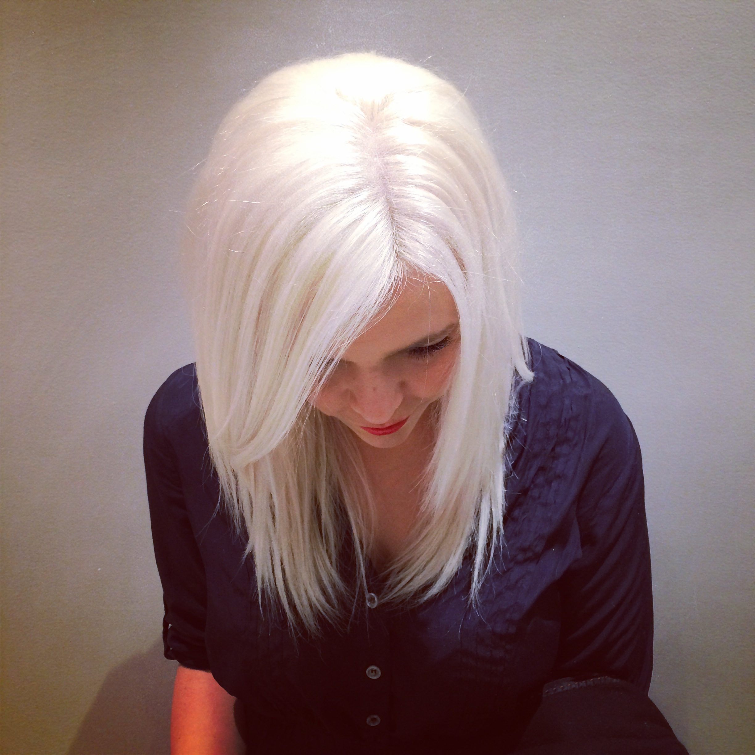 Get The Gold Out Tips To Creating Icy Blondes Hair