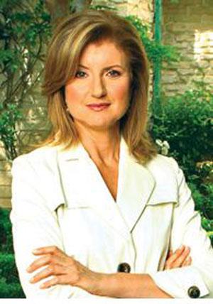 Arianna Huffington to Keynote PBA Business Forum