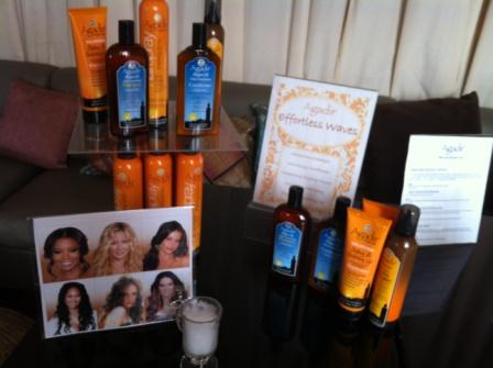 Agadir Launches Hair Shield at Los Angeles Press Event