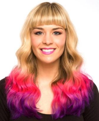 American Idol's Haley Johnsen Shines with PRAVANA VIVIDS
