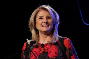 Arianna Huffington's Reflections on Business