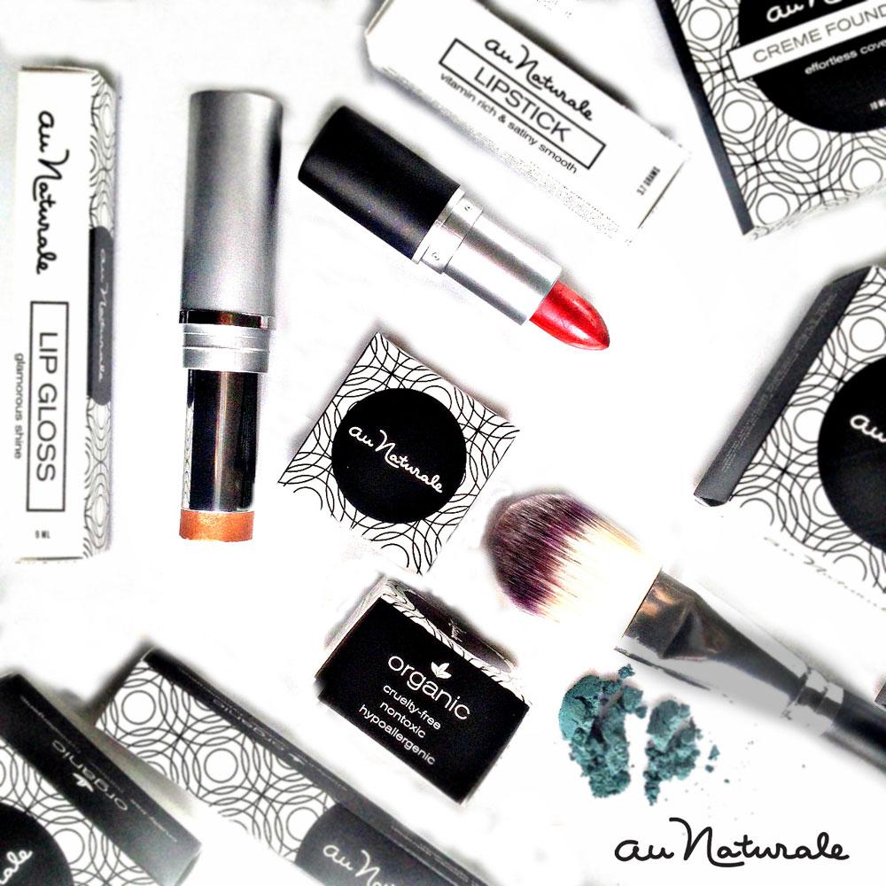 New Earth-Conscious Cosmetics Line: Au Naturale