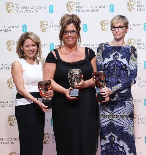 """American Hustle"" Make-up and Hair Team Wins BAFTA Award in UK"