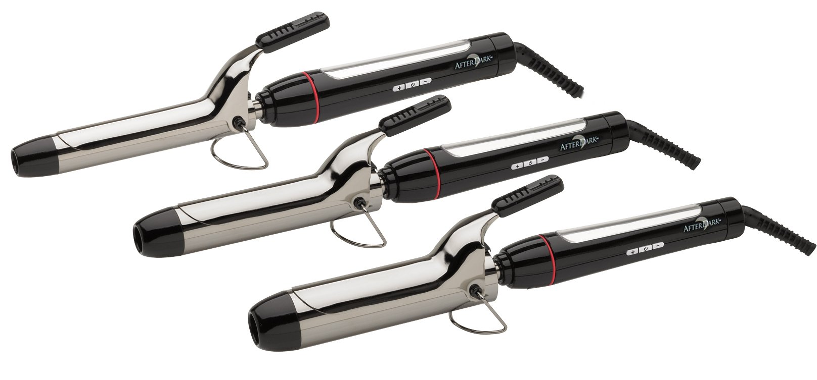 Brazilian Heat After Dark Introduces New Curling Irons