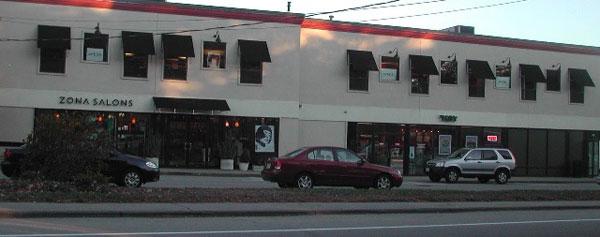 Exterior Design: Zona Salons