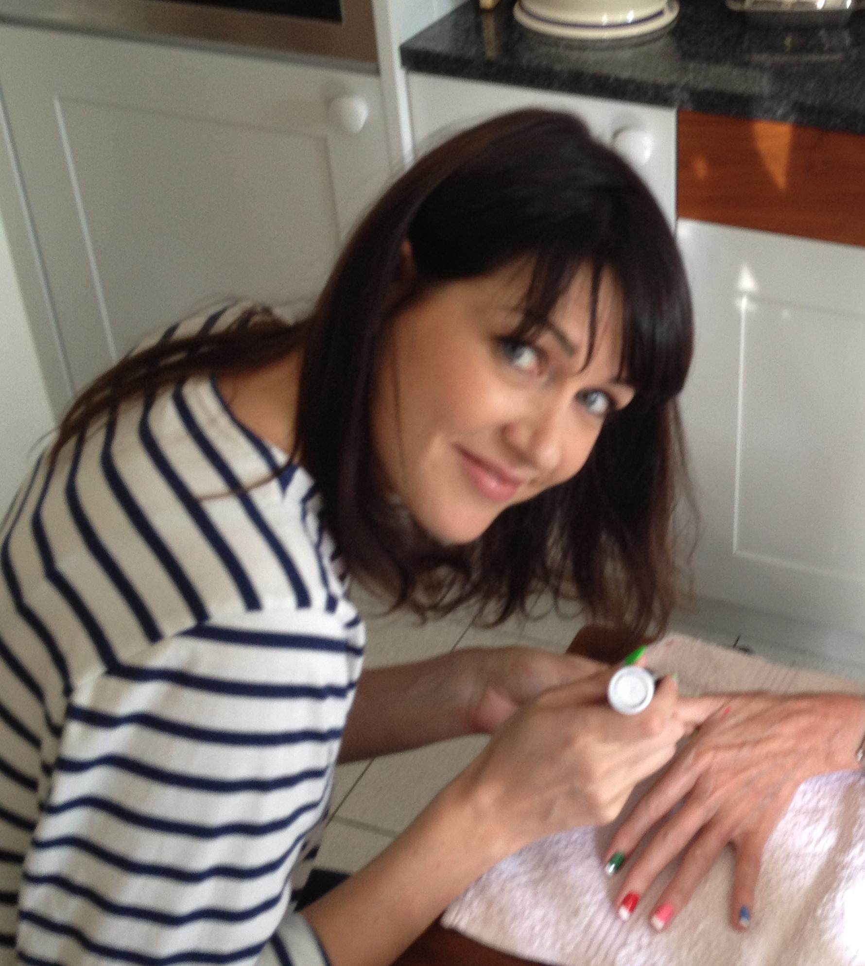 So Hot Right Nail: LA Nail Artist Belinda Fountain on Fall Nails