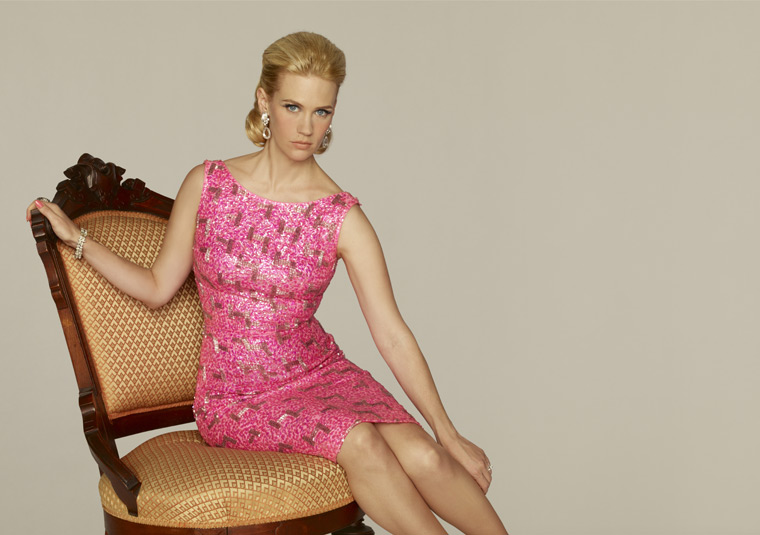 Mad for the Hair Styles of 'Mad Men'
