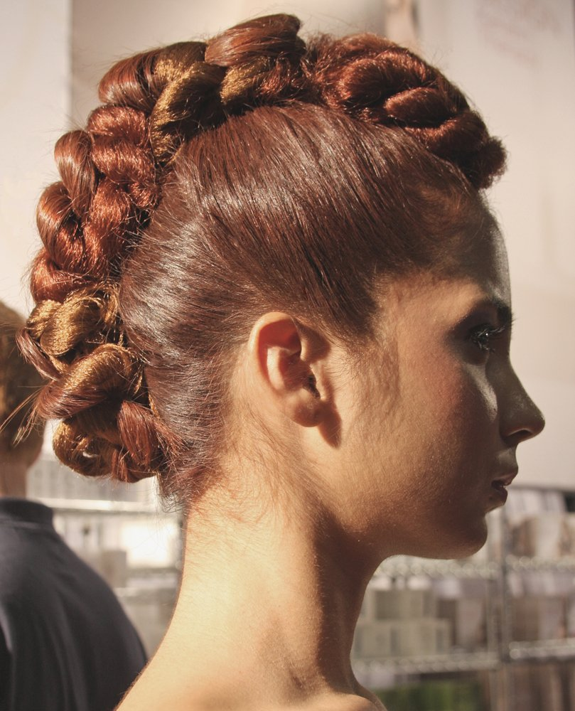 HOW-TO: Create a Faux Mohawk Without the Commitment