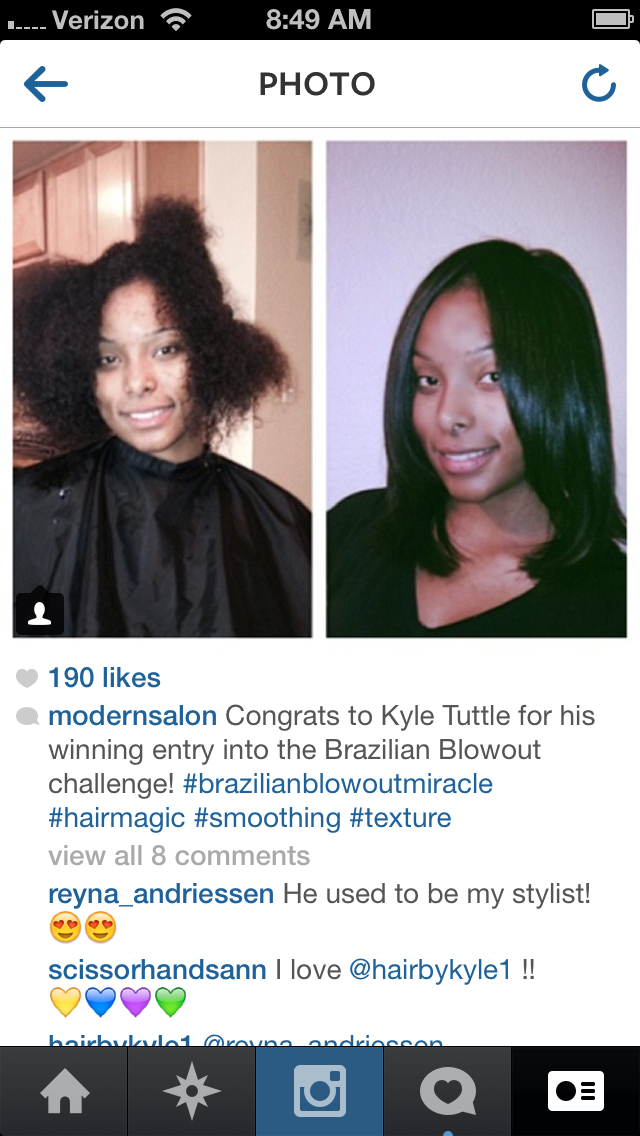 The Smoothest Operator: Brazilian Blowout Names Challenge Winner
