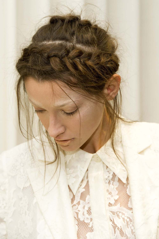 HOW-TO: Bridal Headband Braid