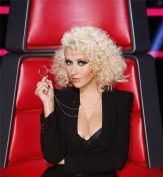 Christina Aguilera's Smoke'n Look