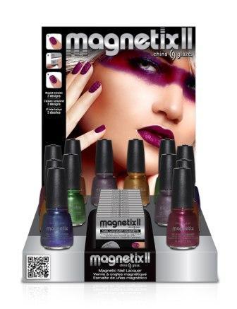 How-To: New China Glaze Magnetix II