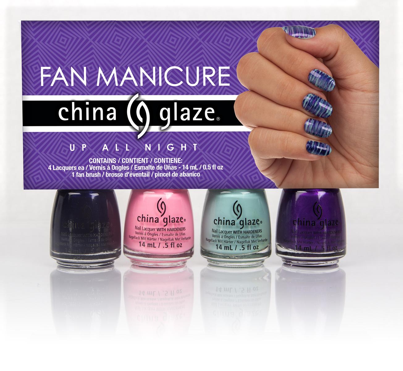 China Glaze Introduces Fan Manicure Kits - News - Modern Salon