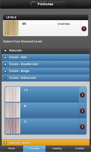 Farouk Systems Launches CHI Colorist App