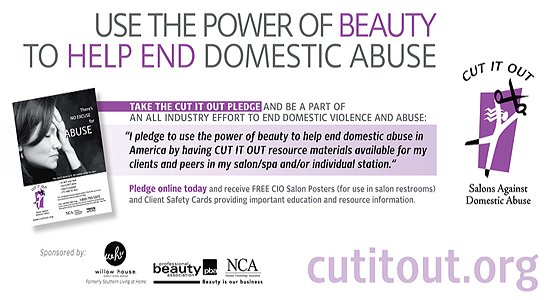 Pledge Against Domestic Abuse Today