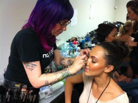 Makeup Time: Kandee Johnson, Napoleon Perdis and More