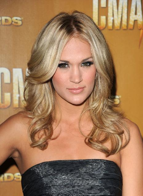 Carrie Underwood Rules at CMAs