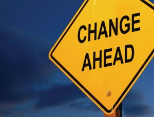 With Change Comes Change