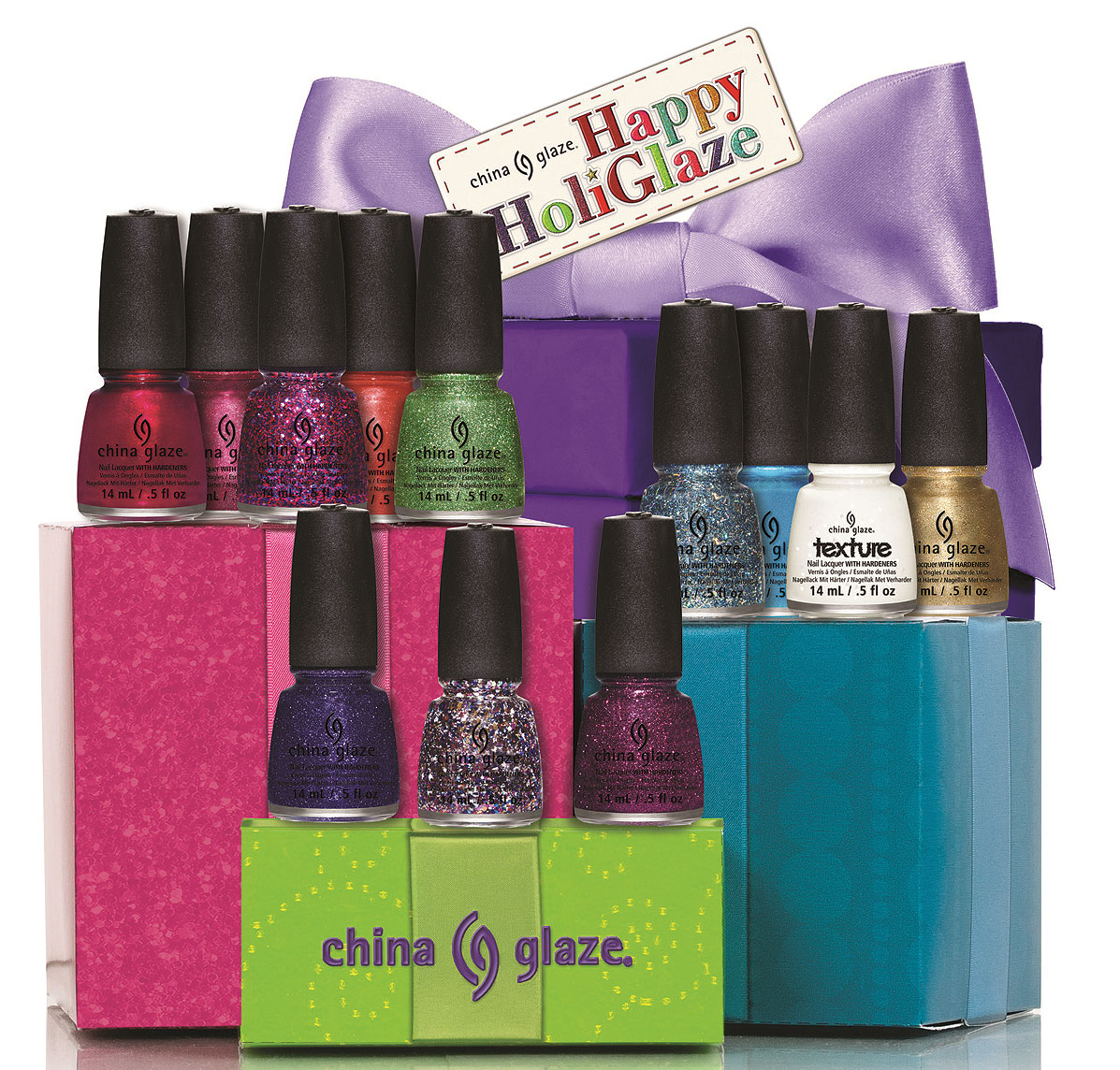China Glaze Nail Lacquer Announces Holiday Nail Art Contest