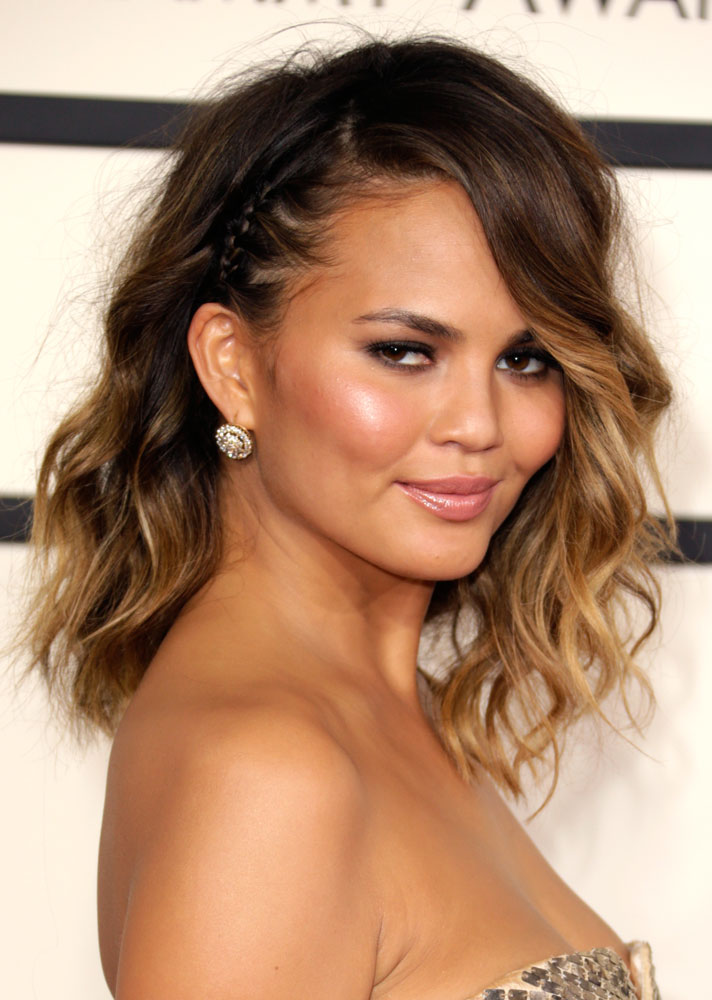 GRAMMY AWARDS: Chrissy Teigen by Giannandrea for MNO
